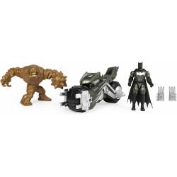 Batman set motocicleta cu 2 figurine 6055934