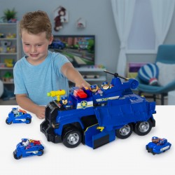 Paw Patrol ultimate police cruiser 5in1 Patrula Catelusilor Spin-master 6058329