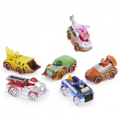 Paw Patrol set 6 masinute off road Spin-master 6058351