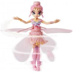 Pixie papusa zburatoare roz Spin-master 6059523