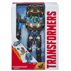 Transformers flip n change Lockdown