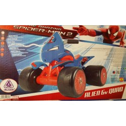 Quad Injusa Spiderman 12661