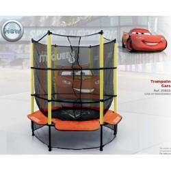 Trambulina pentru copii Injusa Cars