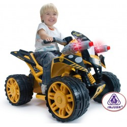 Atv electric 12V Injusa Bumblebee Transformers