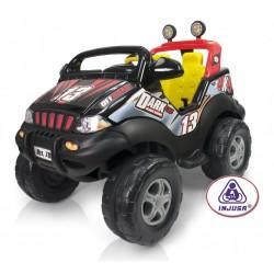 Jeep electric 12V Injusa Dark Fire