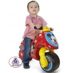 Motocicleta fara pedale Injusa Mickey 19010