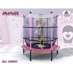 Trambulina pentru copii Injusa Minnie