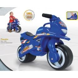 Motocicleta fara pedale Injusa Thundra 195