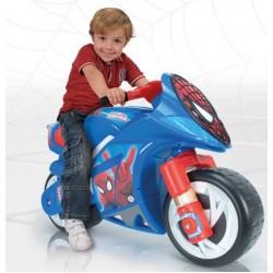 Motocicleta fara pedale Injusa Winner Spiderman 19460