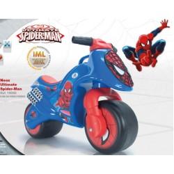 Motocicleta fara pedale Injusa Ultimate Spiderman 19060