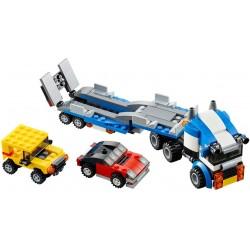 Lego creator 3in1 transportator 31033