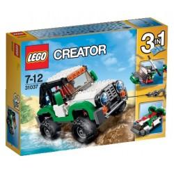 Lego creator 3in1 vehicule de aventuri