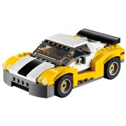 Lego creator masina rapida 31046