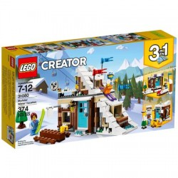 LEGO Creator Vacanta de Iarna 31080