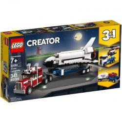 Lego Creator 31091 transportorul navei spatiale
