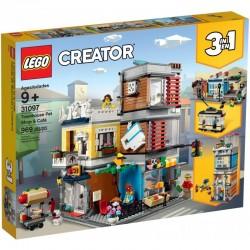 Lego Creator 31097 magazin de animale si cafenea