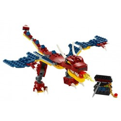 Lego Creator 31102 dragon de foc