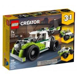 Lego Creator 31103 camion racheta