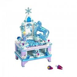 Lego Disney 41168 Cutia de bijuterii a Elsei Frozen II