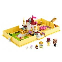 Lego Disney 43177 Aventuri din cartea de povesti cu Belle