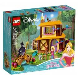 Lego Disney 43188 Cabana din padure a Aurorei