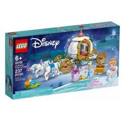 Lego Disney 43192 trasura regala a Cenusaresei