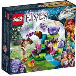 Lego Elves Emily Jones si micul dragon