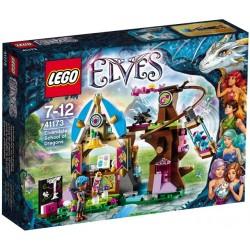 Lego Elves scoala dragonilor din Elvendale 41173