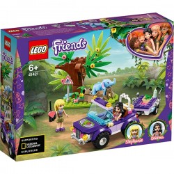 Lego Friends 40421 salvarea puiului de elefant