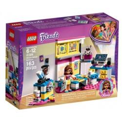 Lego Friends 41329 dormitorul Oliviei