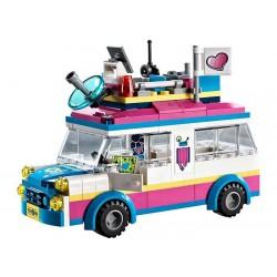 Lego Friends Vehiculul Oliviei 41333