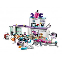 Lego Friends 41351 atelier creativ de tuning