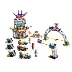 Lego Friends ziua cursei 41352