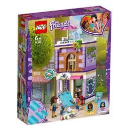 Lego Friends 41365 Atelierul de arta al Emmei