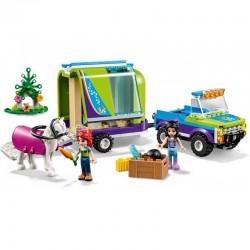 Lego Friends Remorca de transport cai a Miei 41371