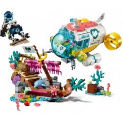 Lego Friends 41378 Misiunea de salvare a delfinilor