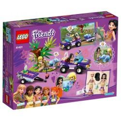 Lego Friends 41421 salvarea puiului de elefant