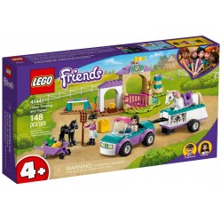 Lego Friends 41441 Dresaj de cai si remorca
