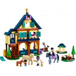 Lego Friends 41683 Centrul de echitatie din padure