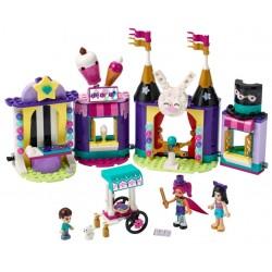Lego Friends 41687 Chioscuri magice in parcul de distractii