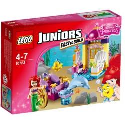 Lego Disney Junior 10723 trasura cu delfini a lui Ariel
