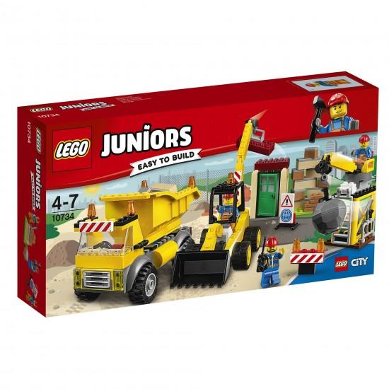 Lego 10734 Santierul de demolari