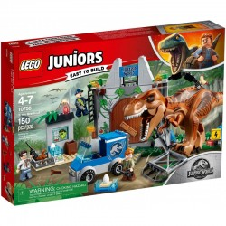Lego Junior 10758 evadarea lui TRex