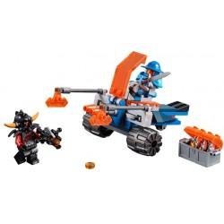 Lego nexo 70310 masina de lupta knighton