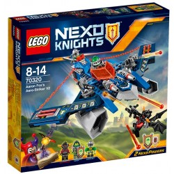Lego Nexo 70320 nava Aero Striker