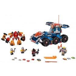 Lego Nexo 70322 transportorul lui Axl