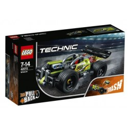 Lego technic 42072 masina trosc