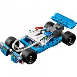 Lego technic 42091 urmarirea politiei