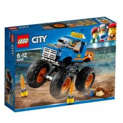 Lego City 60180 camion gigant