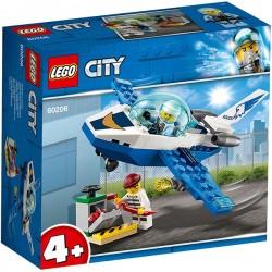 Lego City 60206 avionul de politie